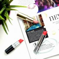 Blogparade - Meine Top 3 Frühlingslippenstifte