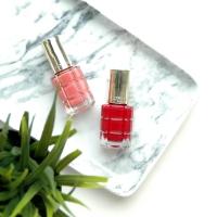 L'Oréal Color Riche Le Vernis L'Huile Rubis Folies & Rose Ballet